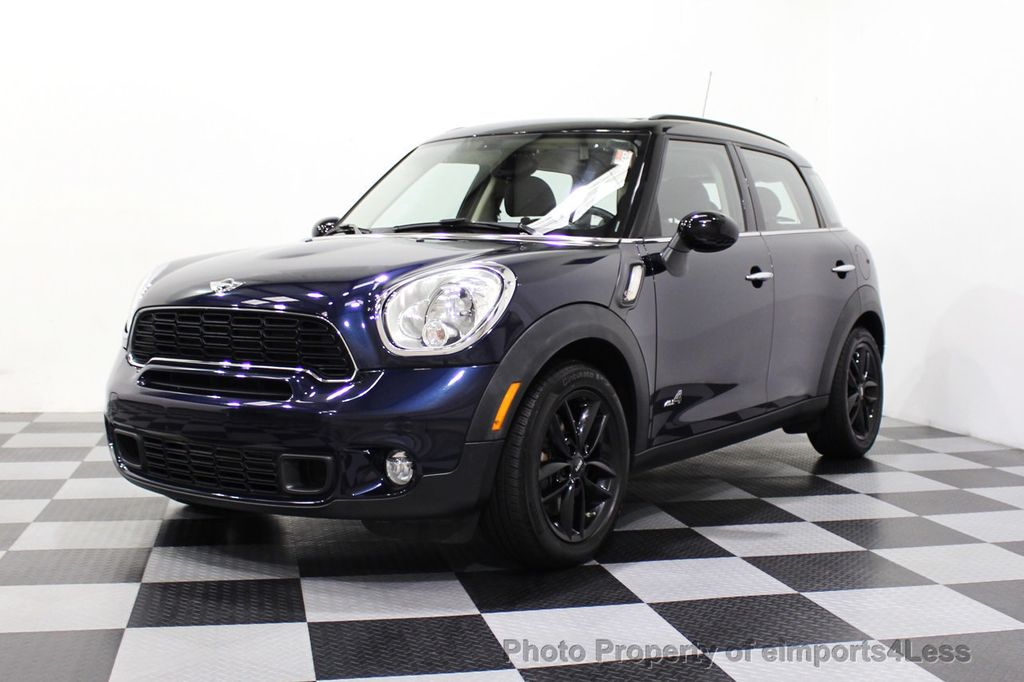 2013 MINI Cooper S Countryman CERTIFIED COUNTRYMAN S ALL4 AWD LEATHER PANO NAVI - 18104445 - 13
