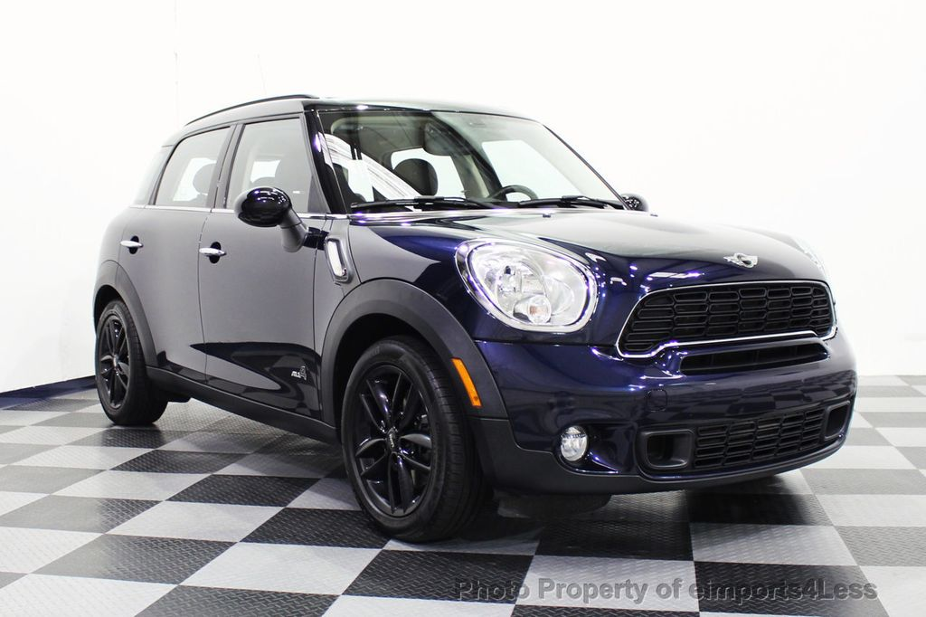 2013 MINI Cooper S Countryman CERTIFIED COUNTRYMAN S ALL4 AWD LEATHER PANO NAVI - 18104445 - 14