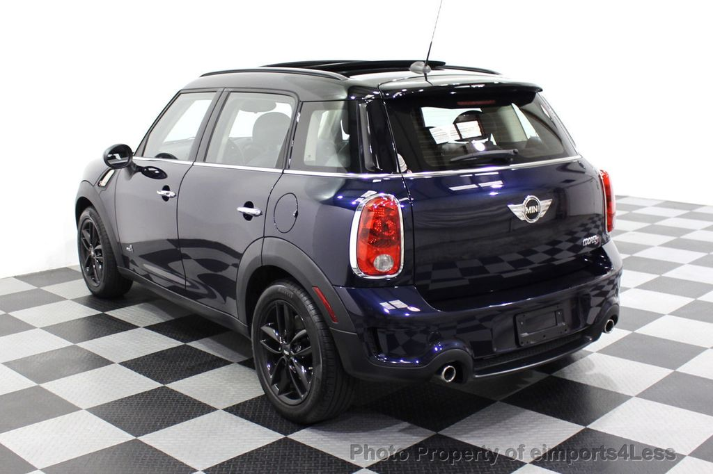 2013 MINI Cooper S Countryman CERTIFIED COUNTRYMAN S ALL4 AWD LEATHER PANO NAVI - 18104445 - 15