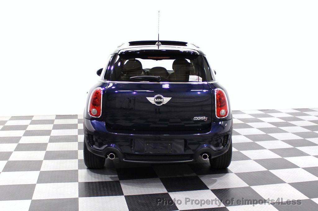 2013 MINI Cooper S Countryman CERTIFIED COUNTRYMAN S ALL4 AWD LEATHER PANO NAVI - 18104445 - 16