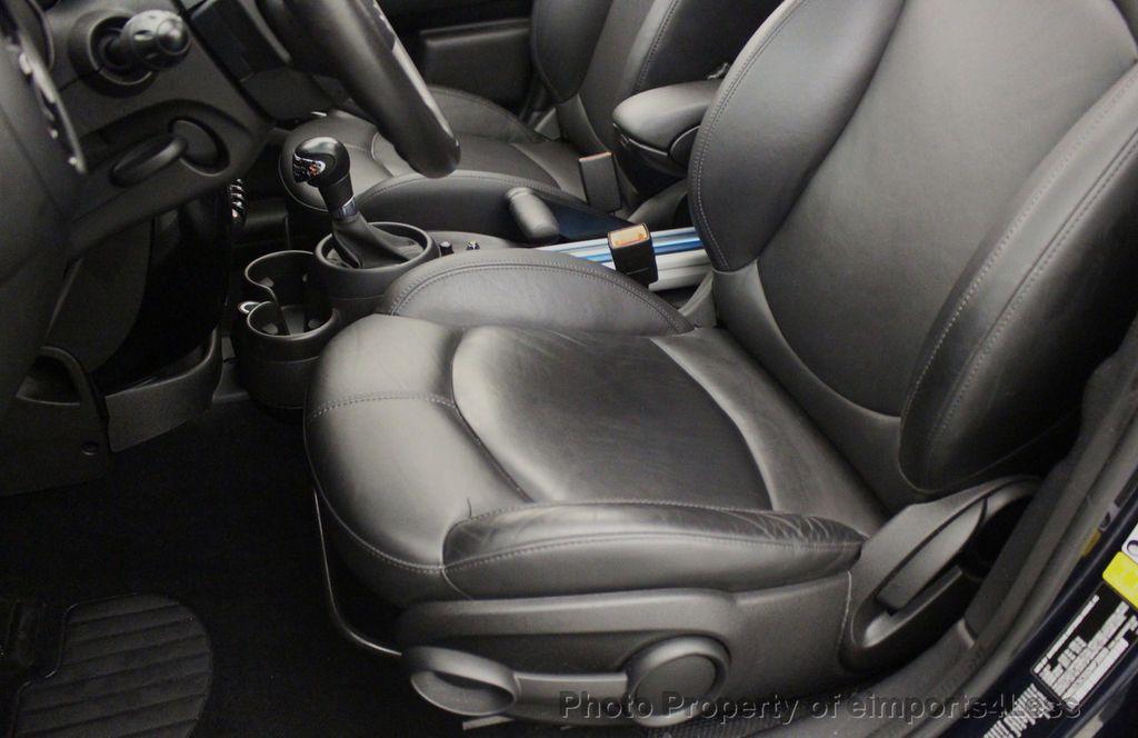2013 MINI Cooper S Countryman CERTIFIED COUNTRYMAN S ALL4 AWD LEATHER PANO NAVI - 18104445 - 22