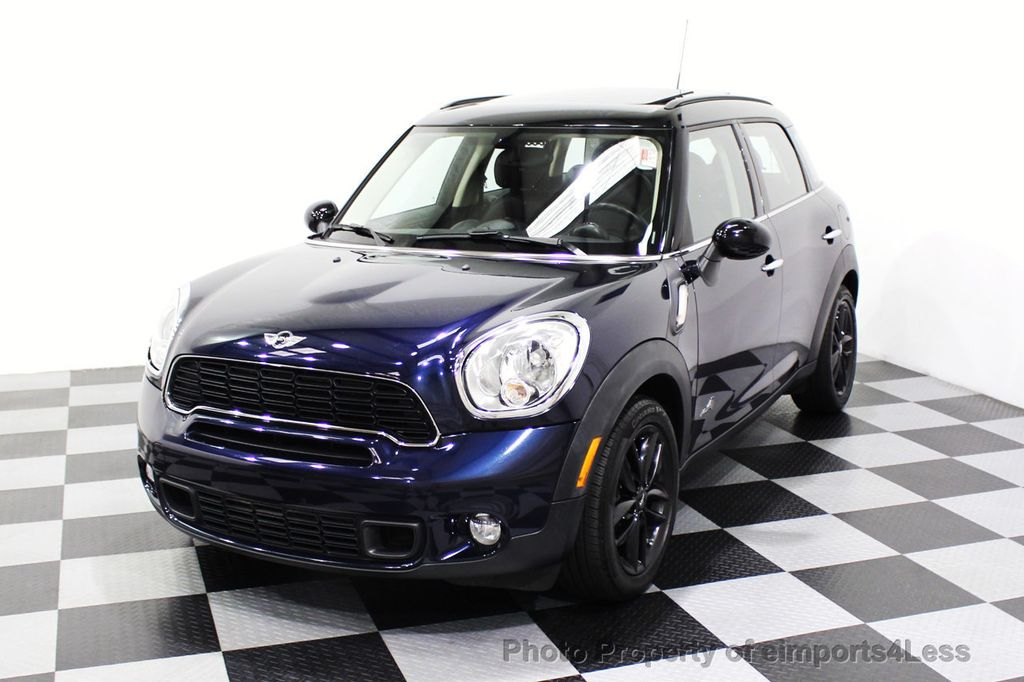 2013 MINI Cooper S Countryman CERTIFIED COUNTRYMAN S ALL4 AWD LEATHER PANO NAVI - 18104445 - 27