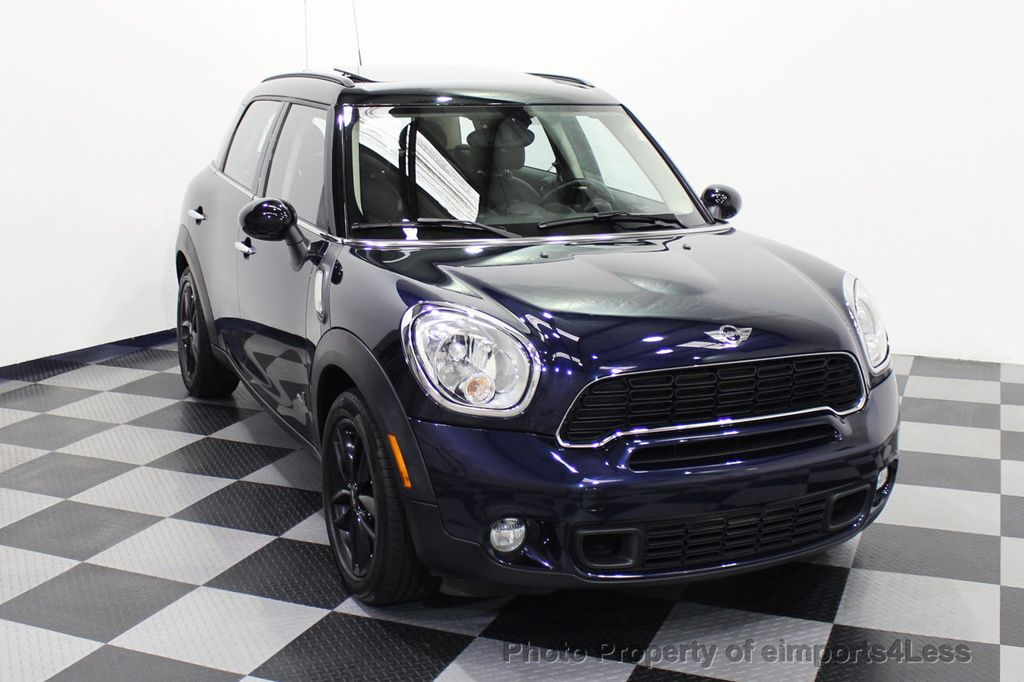 2013 MINI Cooper S Countryman CERTIFIED COUNTRYMAN S ALL4 AWD LEATHER PANO NAVI - 18104445 - 28
