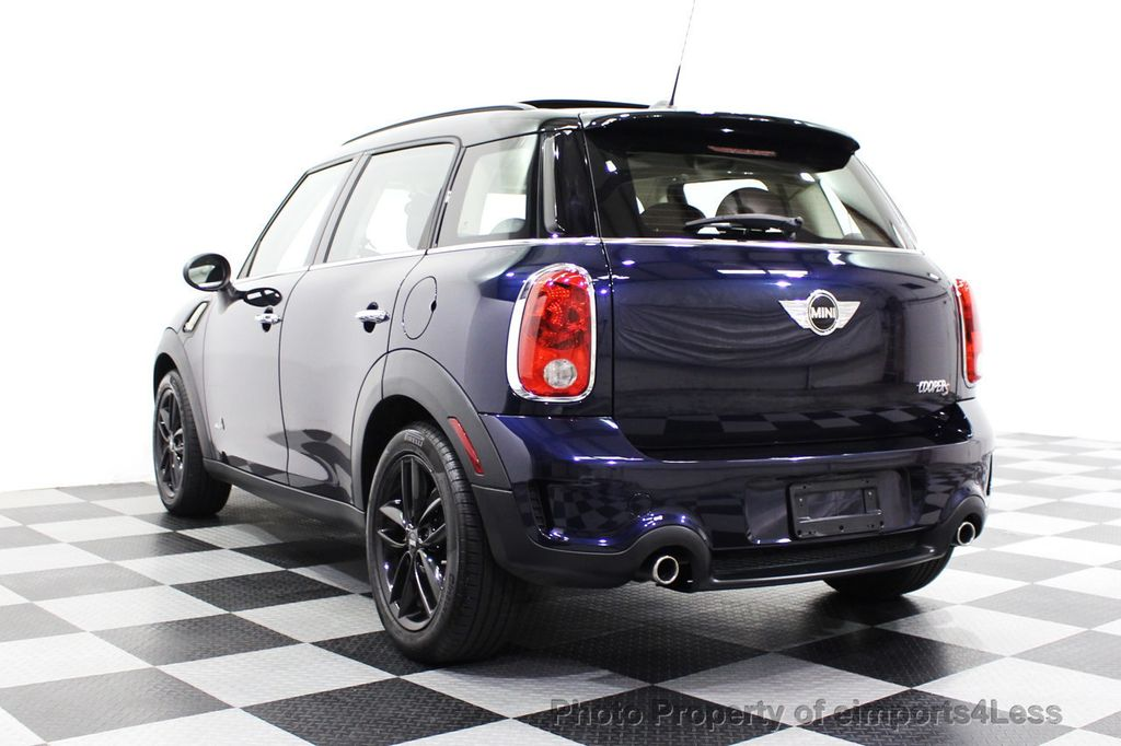 2013 MINI Cooper S Countryman CERTIFIED COUNTRYMAN S ALL4 AWD LEATHER PANO NAVI - 18104445 - 2