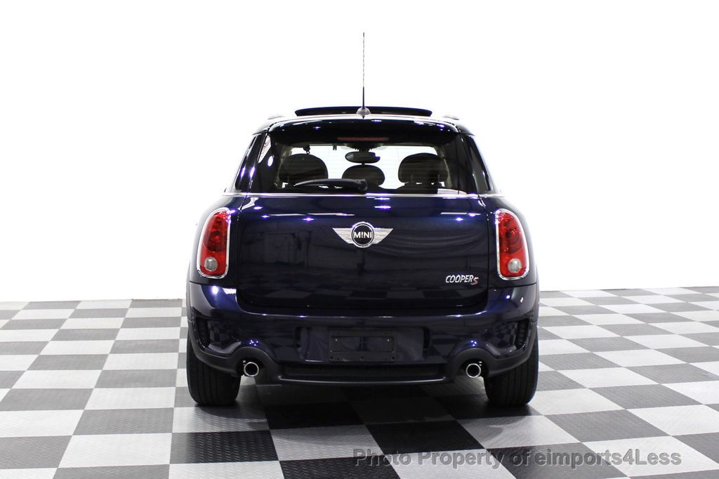 2013 MINI Cooper S Countryman CERTIFIED COUNTRYMAN S ALL4 AWD LEATHER PANO NAVI - 18104445 - 30