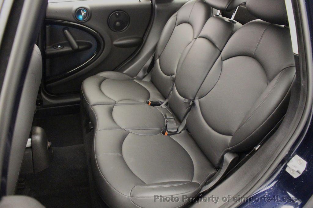 2013 MINI Cooper S Countryman CERTIFIED COUNTRYMAN S ALL4 AWD LEATHER PANO NAVI - 18104445 - 35