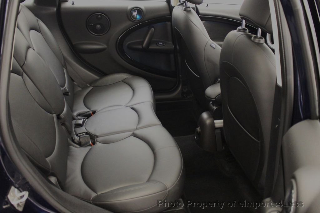 2013 MINI Cooper S Countryman CERTIFIED COUNTRYMAN S ALL4 AWD LEATHER PANO NAVI - 18104445 - 36