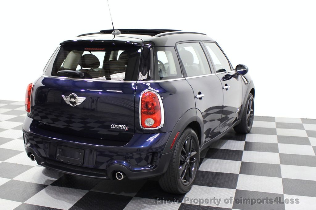 2013 MINI Cooper S Countryman CERTIFIED COUNTRYMAN S ALL4 AWD LEATHER PANO NAVI - 18104445 - 3