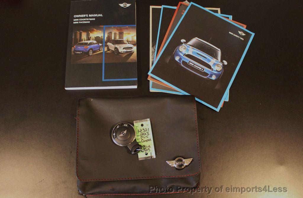 2013 MINI Cooper S Countryman CERTIFIED COUNTRYMAN S ALL4 AWD LEATHER PANO NAVI - 18104445 - 39