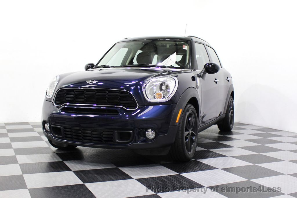 2013 MINI Cooper S Countryman CERTIFIED COUNTRYMAN S ALL4 AWD LEATHER PANO NAVI - 18104445 - 43