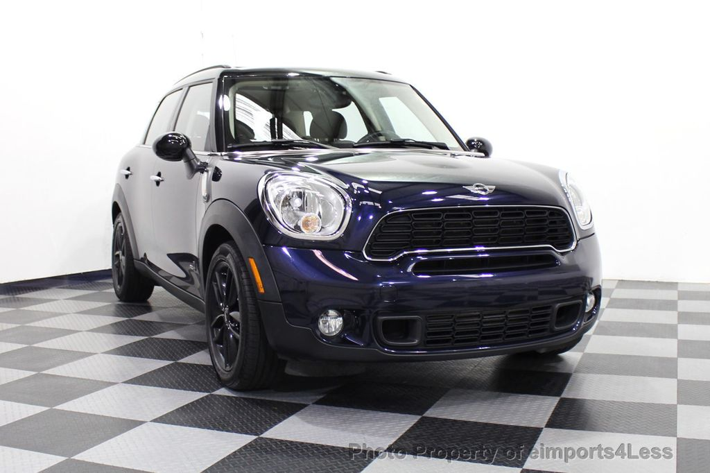 2013 MINI Cooper S Countryman CERTIFIED COUNTRYMAN S ALL4 AWD LEATHER PANO NAVI - 18104445 - 44