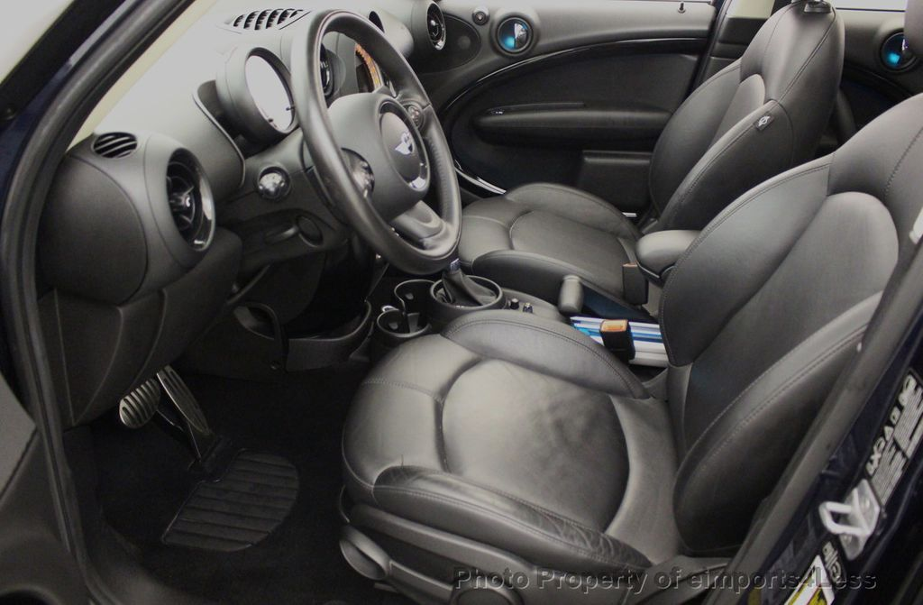 2013 MINI Cooper S Countryman CERTIFIED COUNTRYMAN S ALL4 AWD LEATHER PANO NAVI - 18104445 - 47