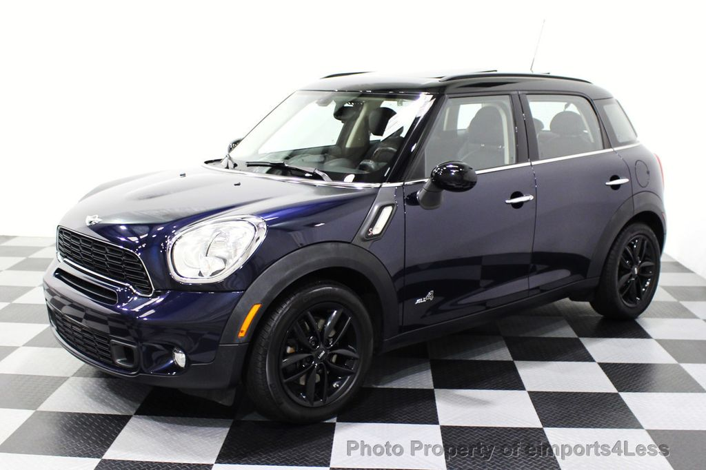 2013 MINI Cooper S Countryman CERTIFIED COUNTRYMAN S ALL4 AWD LEATHER PANO NAVI - 18104445 - 51