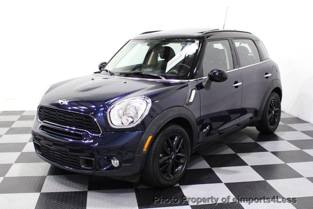 2013 MINI Cooper S Countryman CERTIFIED COUNTRYMAN S ALL4 AWD LEATHER PANO NAVI - 18104445 - 55