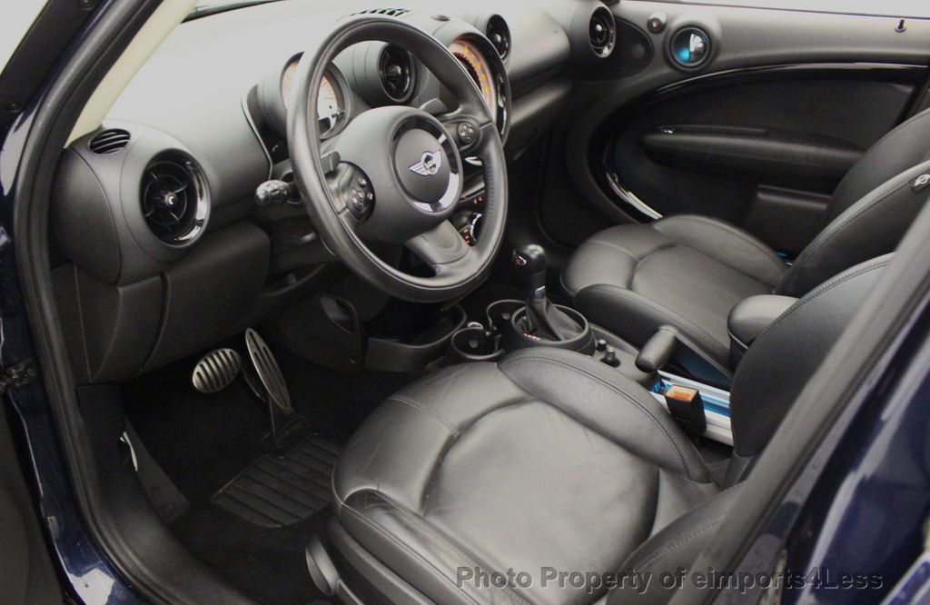 2013 MINI Cooper S Countryman CERTIFIED COUNTRYMAN S ALL4 AWD LEATHER PANO NAVI - 18104445 - 5