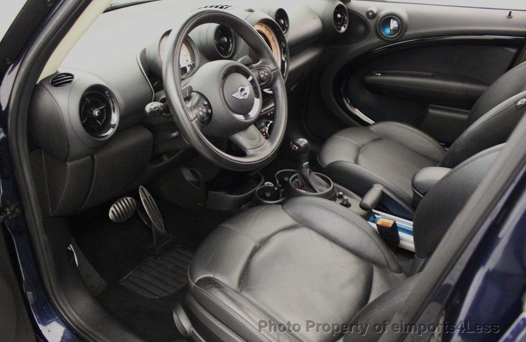 2013 MINI Cooper S Countryman CERTIFIED COUNTRYMAN S ALL4 AWD LEATHER PANO NAVI - 18104445 - 5