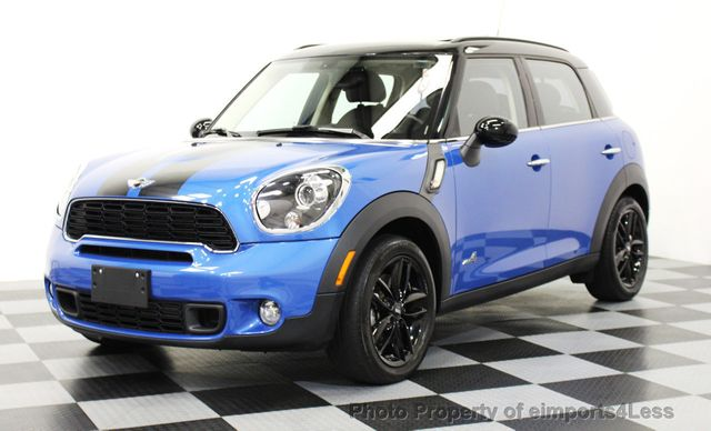 2013 MINI Cooper S Countryman CERTIFIED COUNTRYMAN S ALL4 AWD SUV  - 15615018 - 0