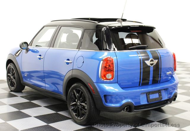 2013 MINI Cooper S Countryman CERTIFIED COUNTRYMAN S ALL4 AWD SUV  - 15615018 - 15