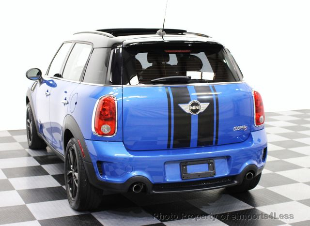2013 MINI Cooper S Countryman CERTIFIED COUNTRYMAN S ALL4 AWD SUV  - 15615018 - 16