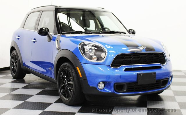 2013 MINI Cooper S Countryman CERTIFIED COUNTRYMAN S ALL4 AWD SUV  - 15615018 - 1