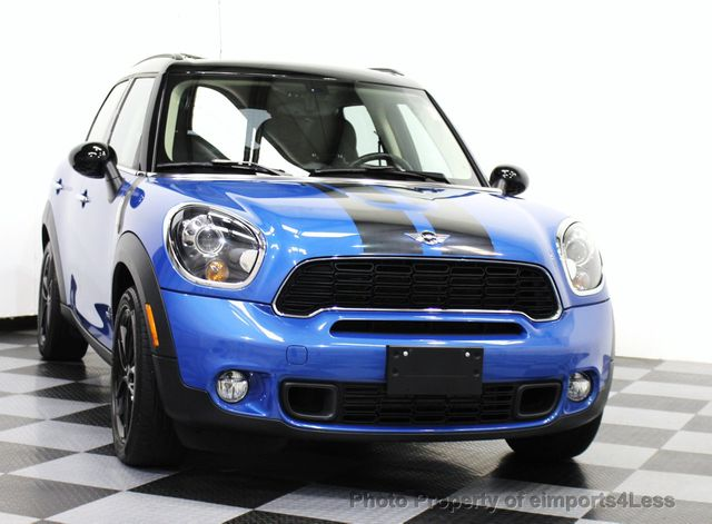 2013 MINI Cooper S Countryman CERTIFIED COUNTRYMAN S ALL4 AWD SUV  - 15615018 - 22