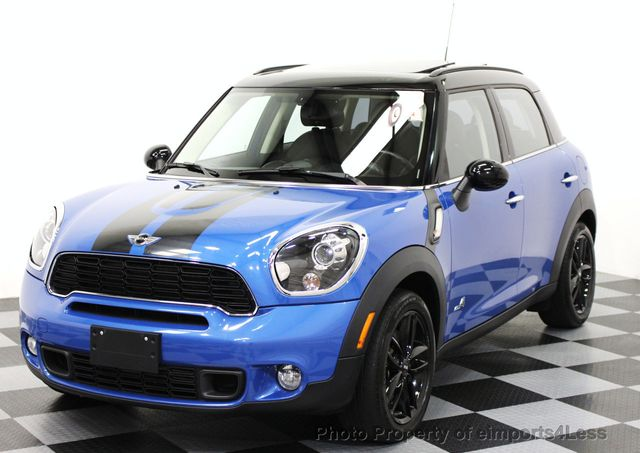 2013 MINI Cooper S Countryman CERTIFIED COUNTRYMAN S ALL4 AWD SUV  - 15615018 - 42