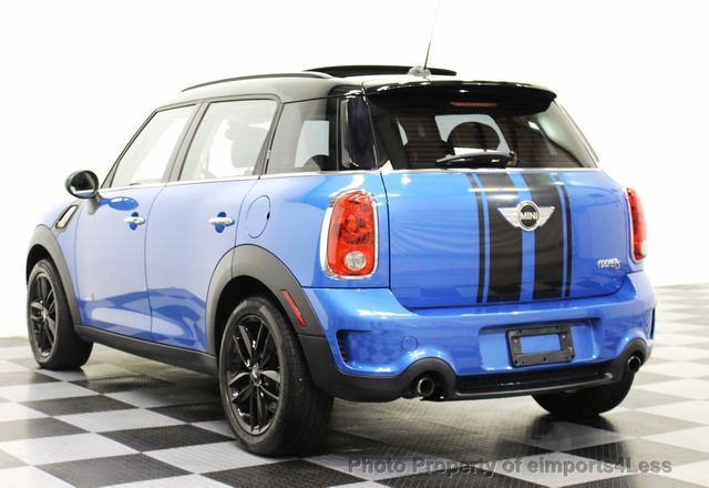 2013 MINI Cooper S Countryman CERTIFIED COUNTRYMAN S ALL4 AWD SUV  - 15615018 - 43