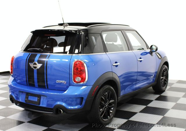 2013 MINI Cooper S Countryman CERTIFIED COUNTRYMAN S ALL4 AWD SUV  - 15615018 - 44