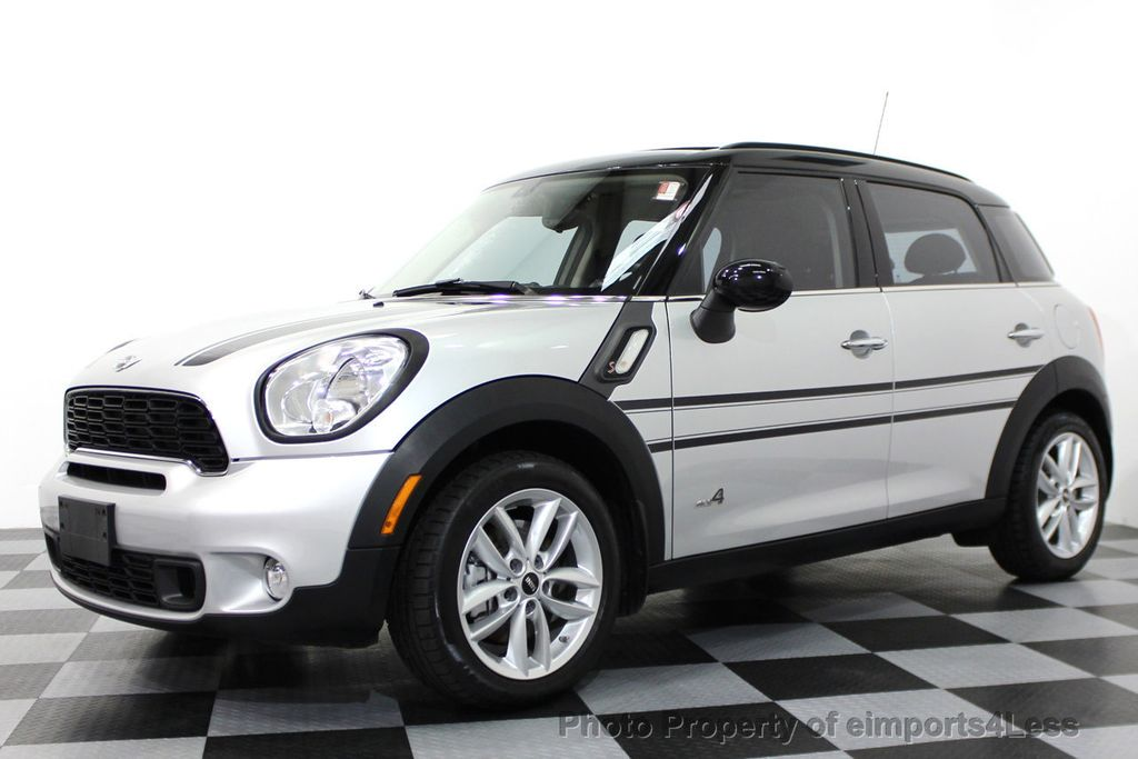 2013 used mini cooper s countryman certified countryman s all4 awd suv 6 speed at eimports4less. Black Bedroom Furniture Sets. Home Design Ideas