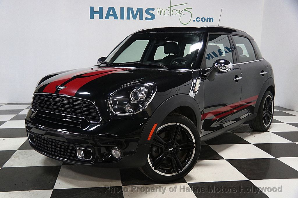2013 used mini cooper s countryman s at haims motors serving fort