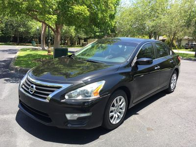 2013 Nissan Altima 4dr Sedan I4 2.5 S