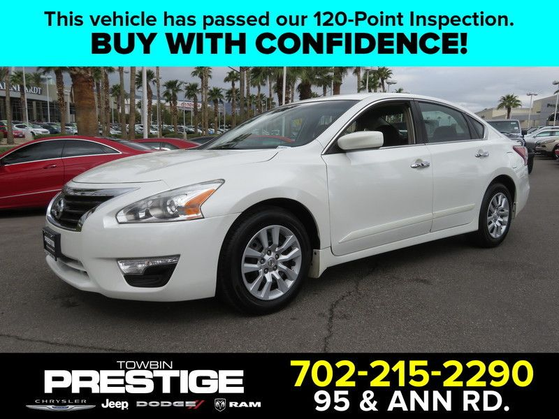 2013 Nissan Altima 4dr Sedan I4 2.5 S - 17611550 - 0