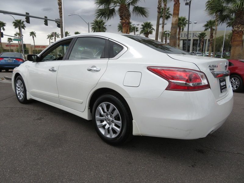2013 Nissan Altima 4dr Sedan I4 2.5 S - 17611550 - 8