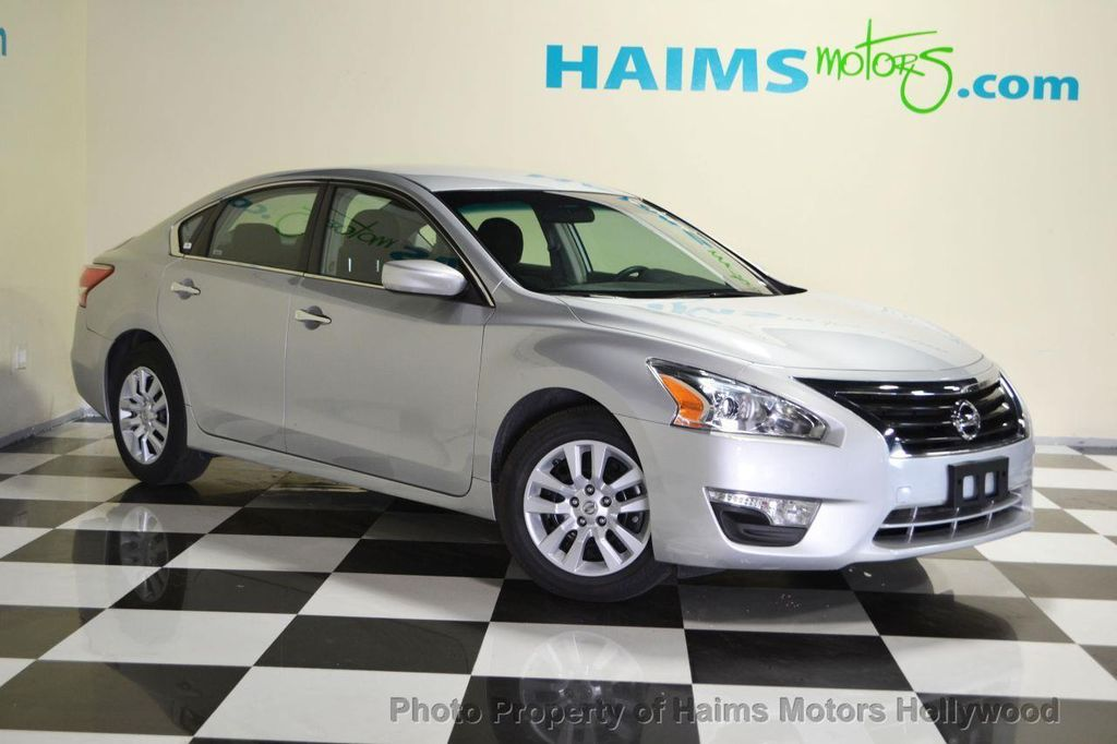 2013 used nissan altima 4dr sedan i4 2 5 sl at haims motors serving fort lauderdale hollywood. Black Bedroom Furniture Sets. Home Design Ideas