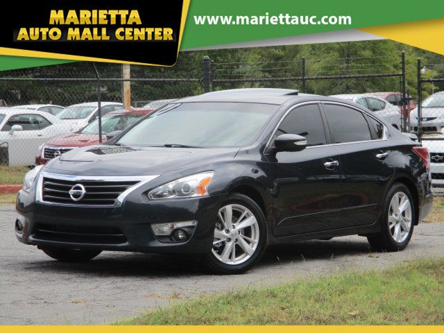2013 Nissan Altima 4dr Sedan I4 2.5 SL *Ltd Avail*