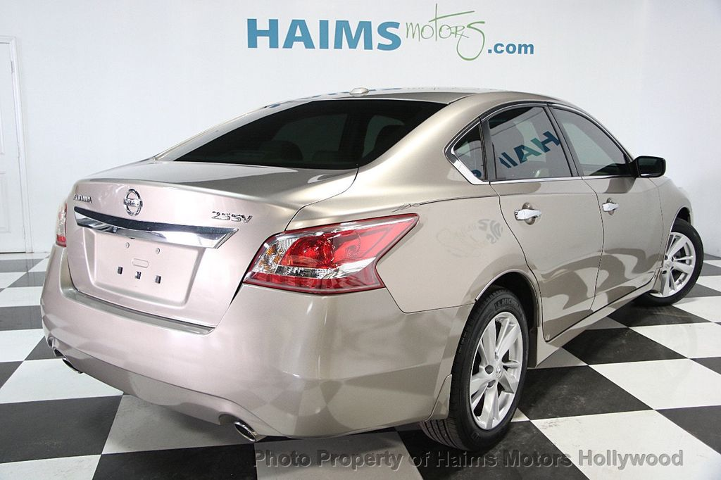 2013 used nissan altima 4dr sedan i4 2 5 sv at haims. Black Bedroom Furniture Sets. Home Design Ideas