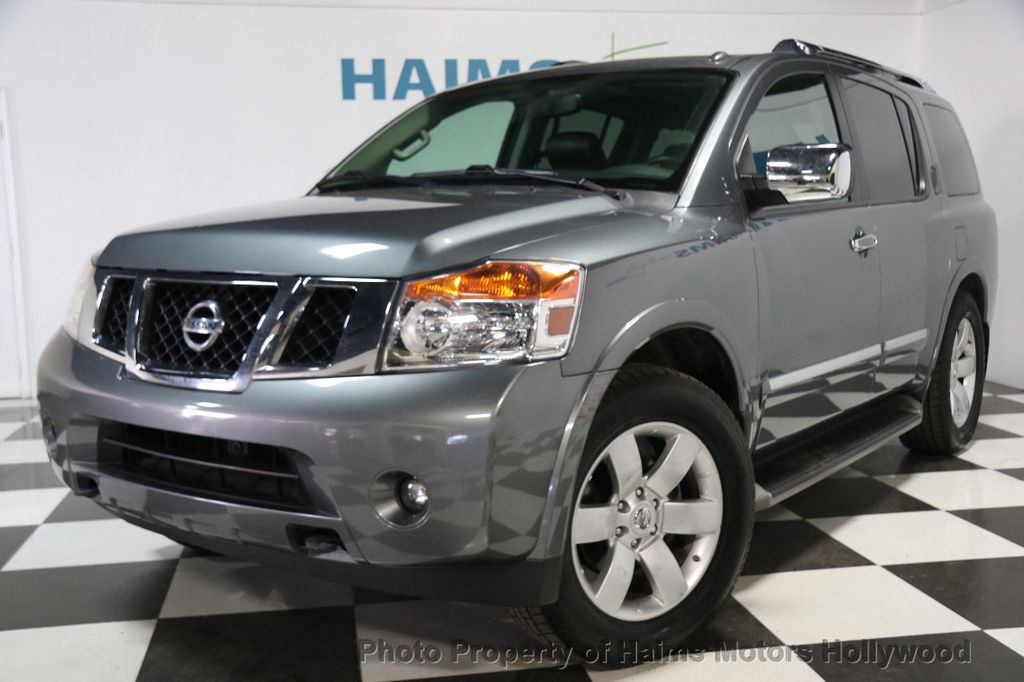nissan armada wd dr sl  haims motors serving fort lauderdale hollywood miami fl