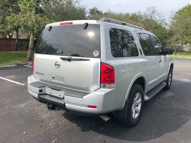 2013 Nissan Armada 4WD 4dr SV - Click to see full-size photo viewer