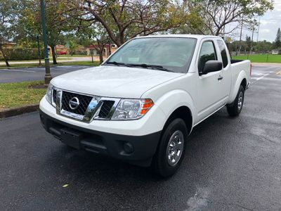 2013 Nissan Frontier 2WD King Cab I4 Automatic S Truck
