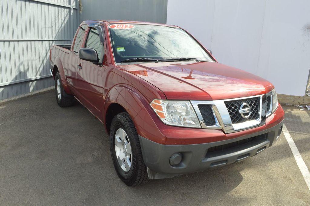 2013 Nissan Frontier S - 18686304 - 2