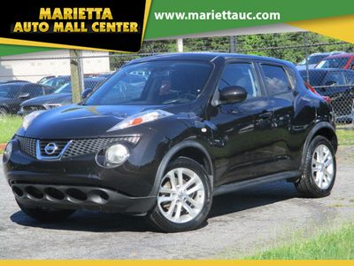 2013 Nissan JUKE 5dr Wagon CVT SV FWD - Click to see full-size photo viewer