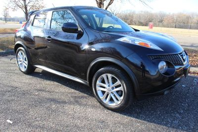 2013 Nissan JUKE AWD SL LEATHER MOONROOF Wagon