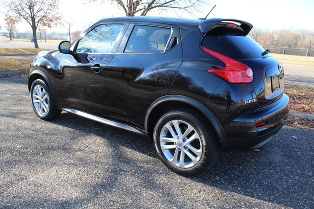 2013 Nissan JUKE AWD SL LEATHER MOONROOF - Click to see full-size photo viewer
