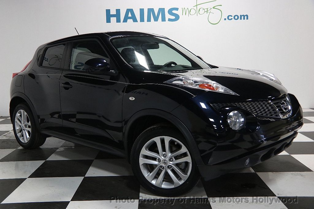 2013 used nissan juke sl at haims motors serving fort. Black Bedroom Furniture Sets. Home Design Ideas