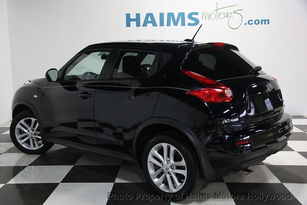2013 used nissan juke sl at haims motors hollywood serving. Black Bedroom Furniture Sets. Home Design Ideas
