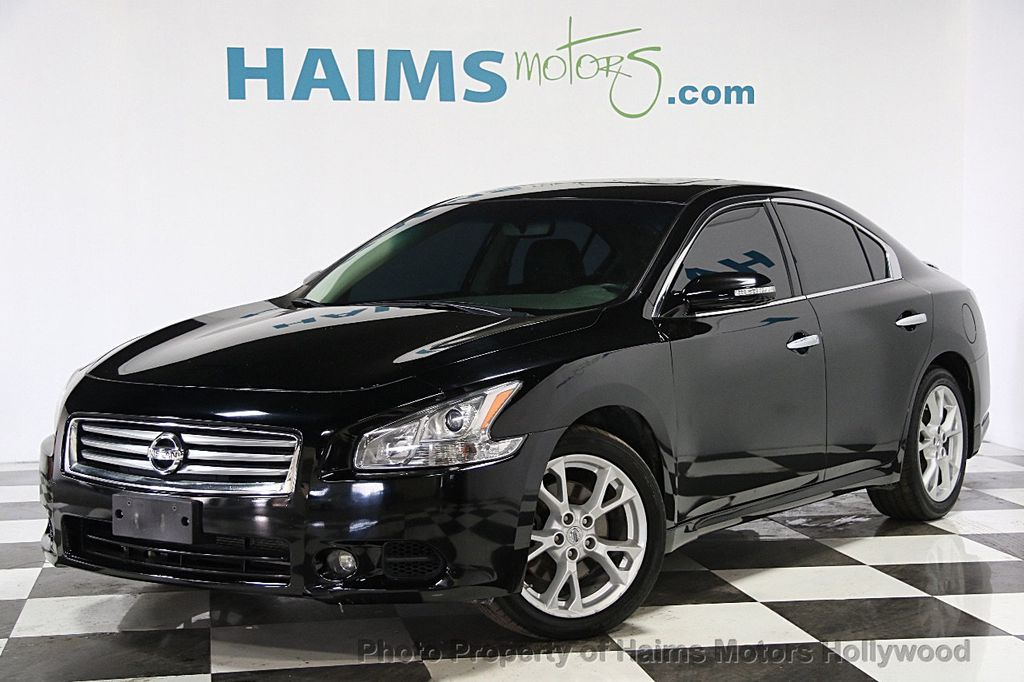 Ft Lauderdale Nissan >> 2013 Used Nissan Maxima 4dr Sedan 3.5 SV at Haims Motors ...