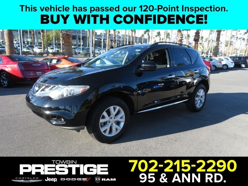 2013 Nissan Murano 2WD 4dr SV - 17104141 - 0
