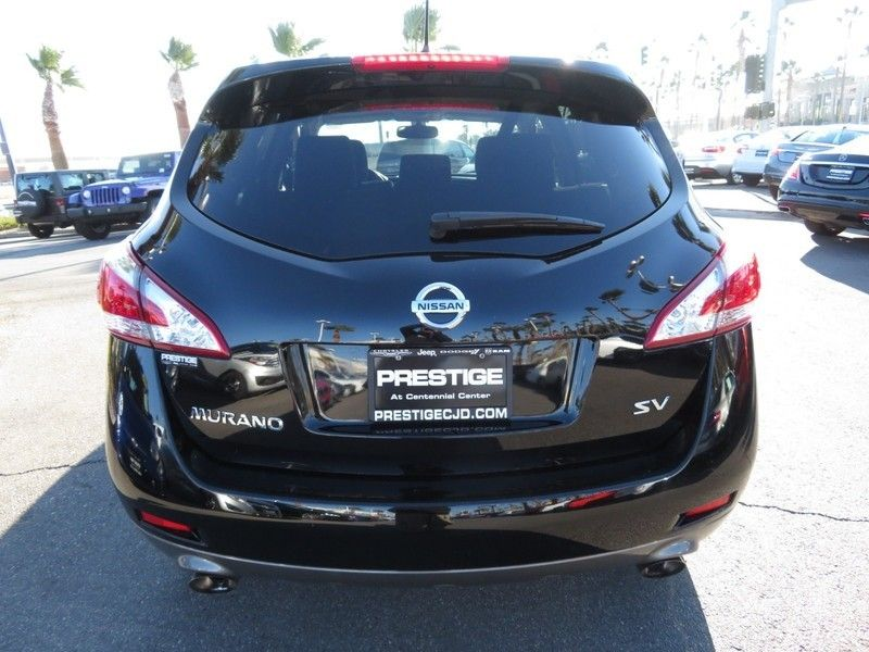 2013 Nissan Murano 2WD 4dr SV - 17104141 - 11