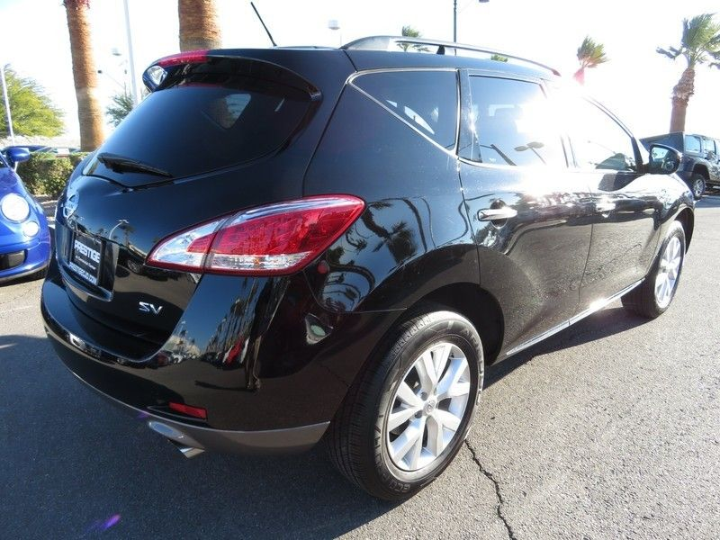 2013 Nissan Murano 2WD 4dr SV - 17104141 - 13