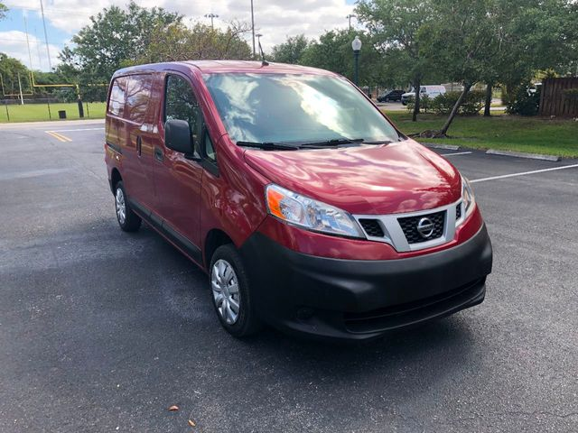 2013 Nissan NV200 I4 S - Click to see full-size photo viewer